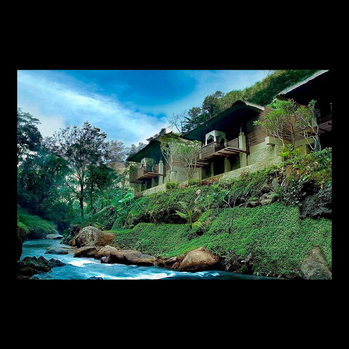 Maya Ubud Resort And Spa / Denton Corker Marshall